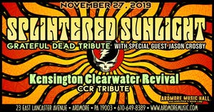 Splintered Sunlight (Grateful Dead tribute) ft. Jason Crosby