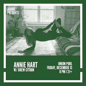 Annie Hart, Drew Citron