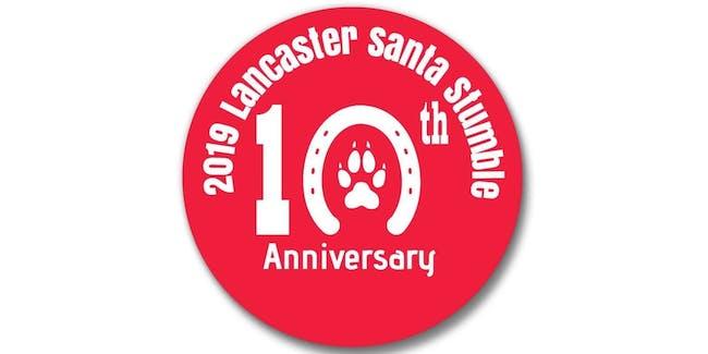 Santa Stumble: 10 Year Anniversary