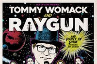 Tommy Womack and RAYGUN w/ Party of Shine