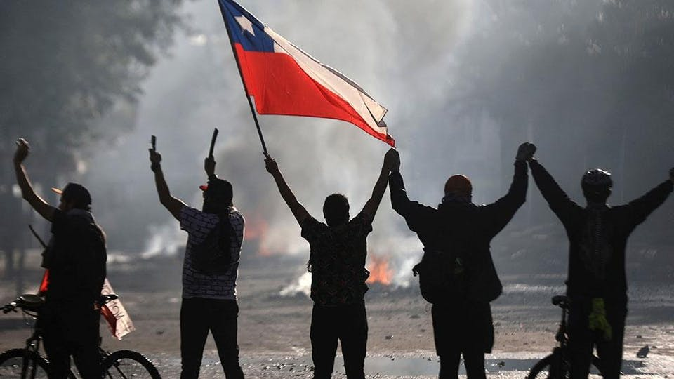Unrest in Latin America: Chile and Venezuela