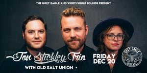 Jon Stickley Trio w/ Old Salt Union