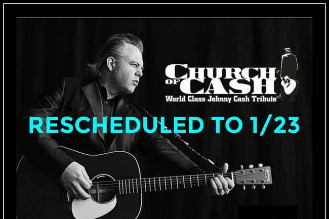 CHURCH OF CASH (TRIBUTE TO JOHNNY CASH)