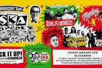 Ska Mission Presents: The Ska Parade 30th Anniversary Tour