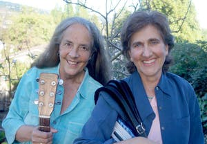 Robin Flower and Libby McLaren featuring Julie Nicholas and Sheilah Glover