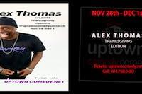 Comedian Alex Thomas
