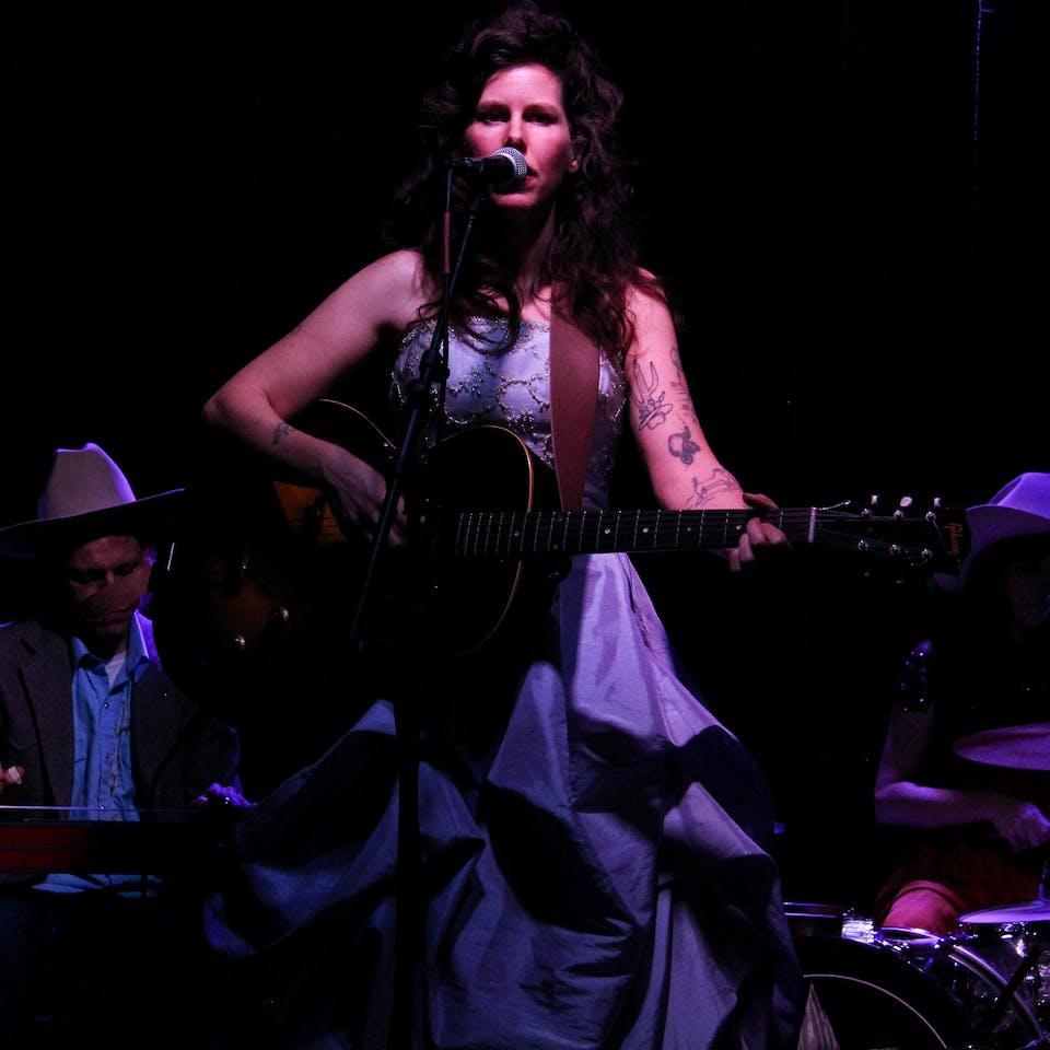 Vaden Landers, Julia Sanders and The Stinging Nettles, Woe Rounder, DJs