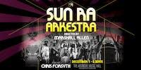 Sun Ra Arkestra directed by Marshall Allen