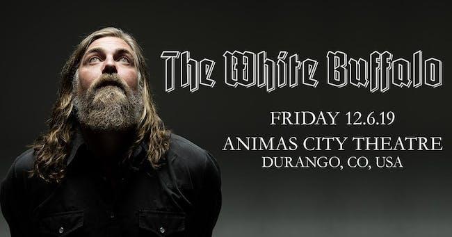 The White Buffalo w/ L.A. Edwards
