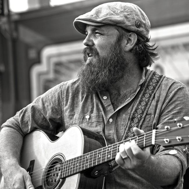 Marc Broussard {RESCHEDULED FROM 4/1/2020}