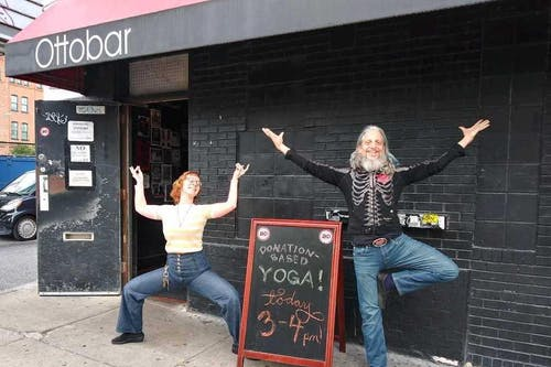 Donation Yoga at Ottobar