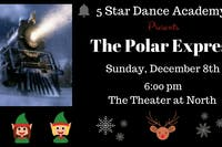 The Polar Express Holiday Dance Show