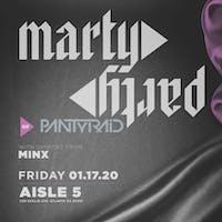 MartyParty, Minx