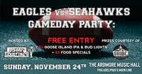 **Canceled** Eagles vs Seahawks Party