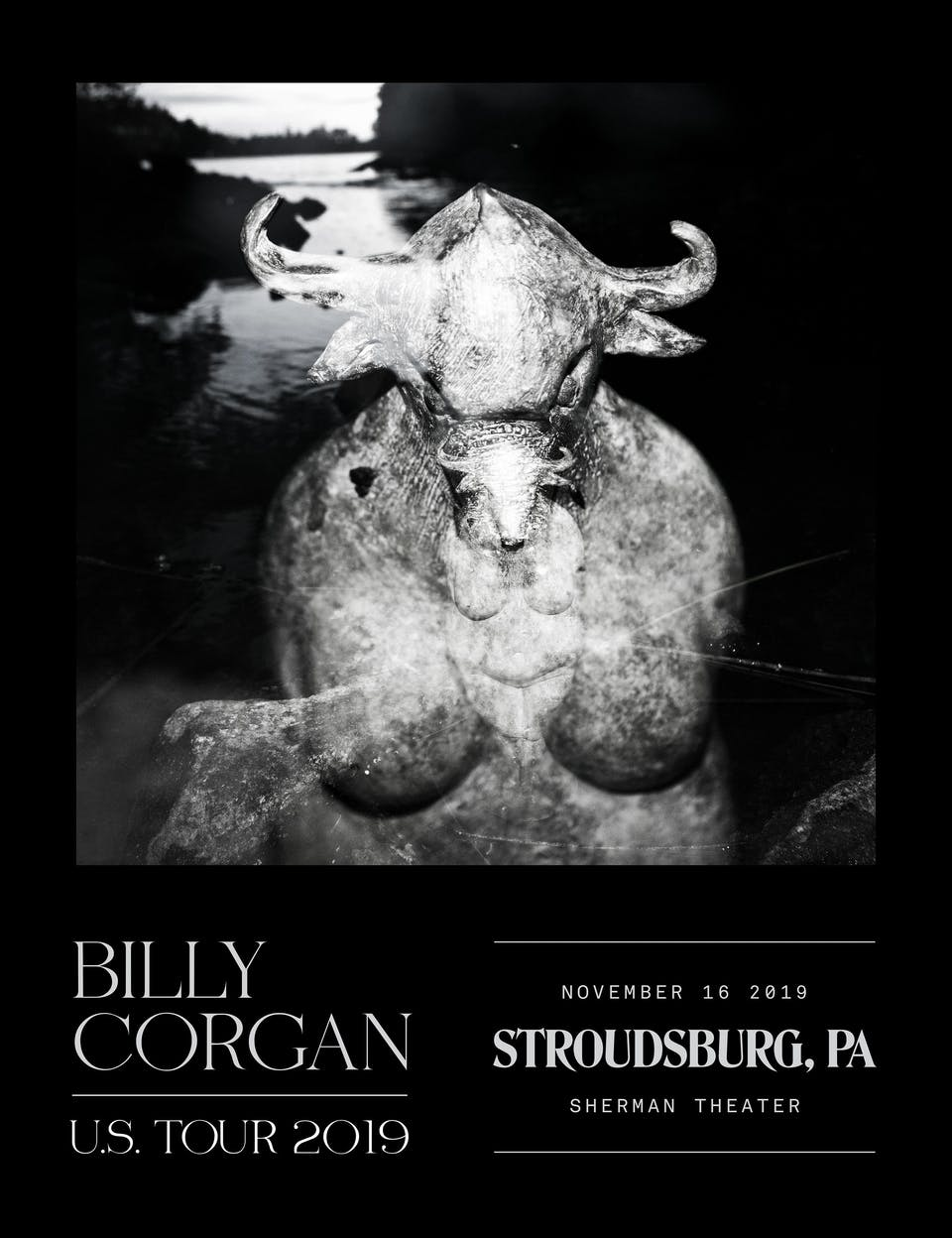 Billy Corgan - U.S. Tour 2019