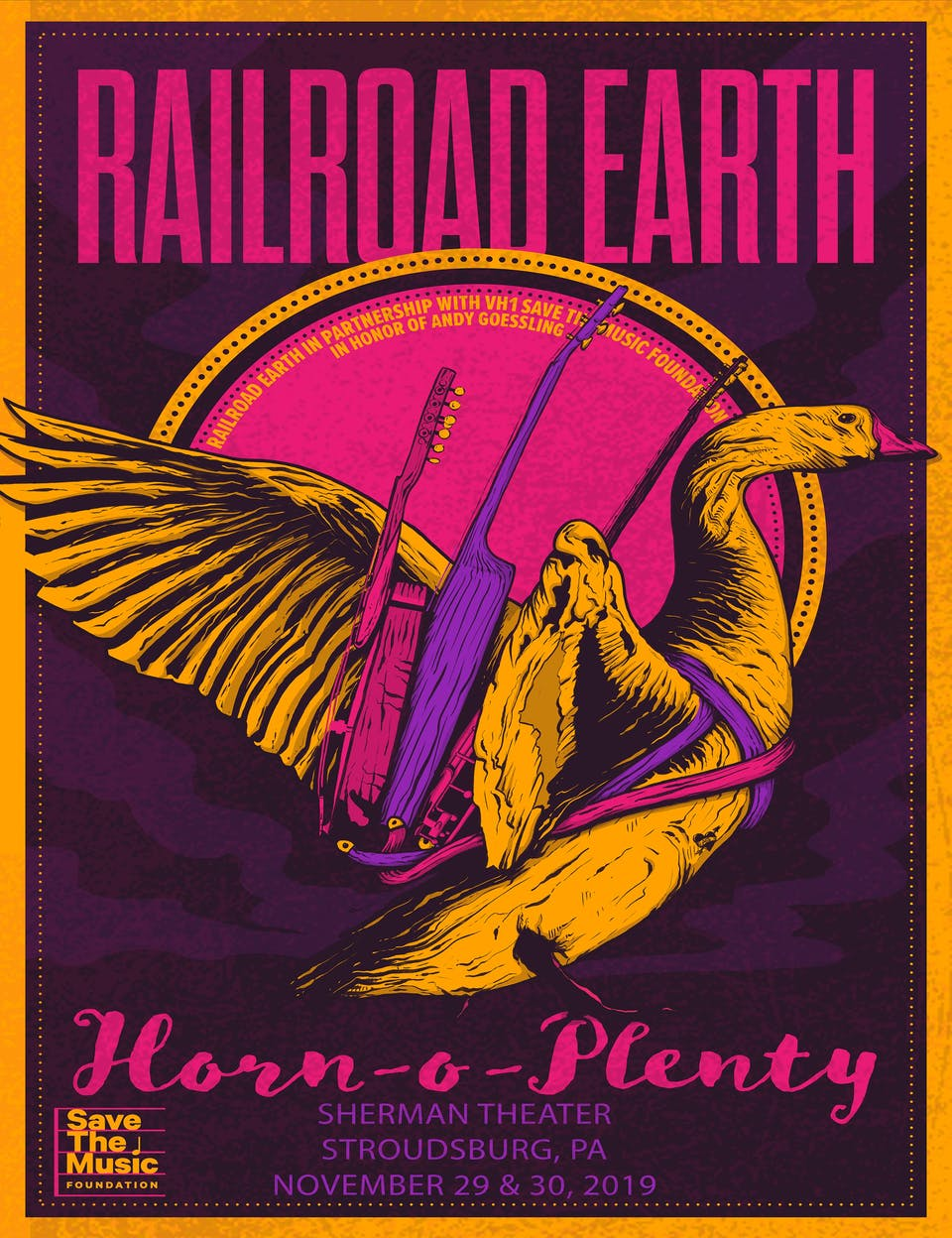 Railroad Earth - FRIDAY NOV. 29
