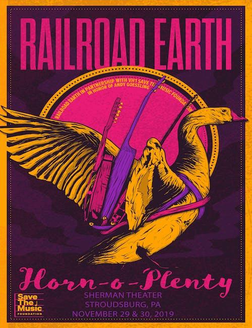 Railroad Earth - SATURDAY NOV. 30
