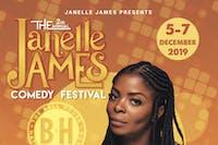 Janelle James Fest: Comedians That Don't Owe Me Money with Fete Like Scot
