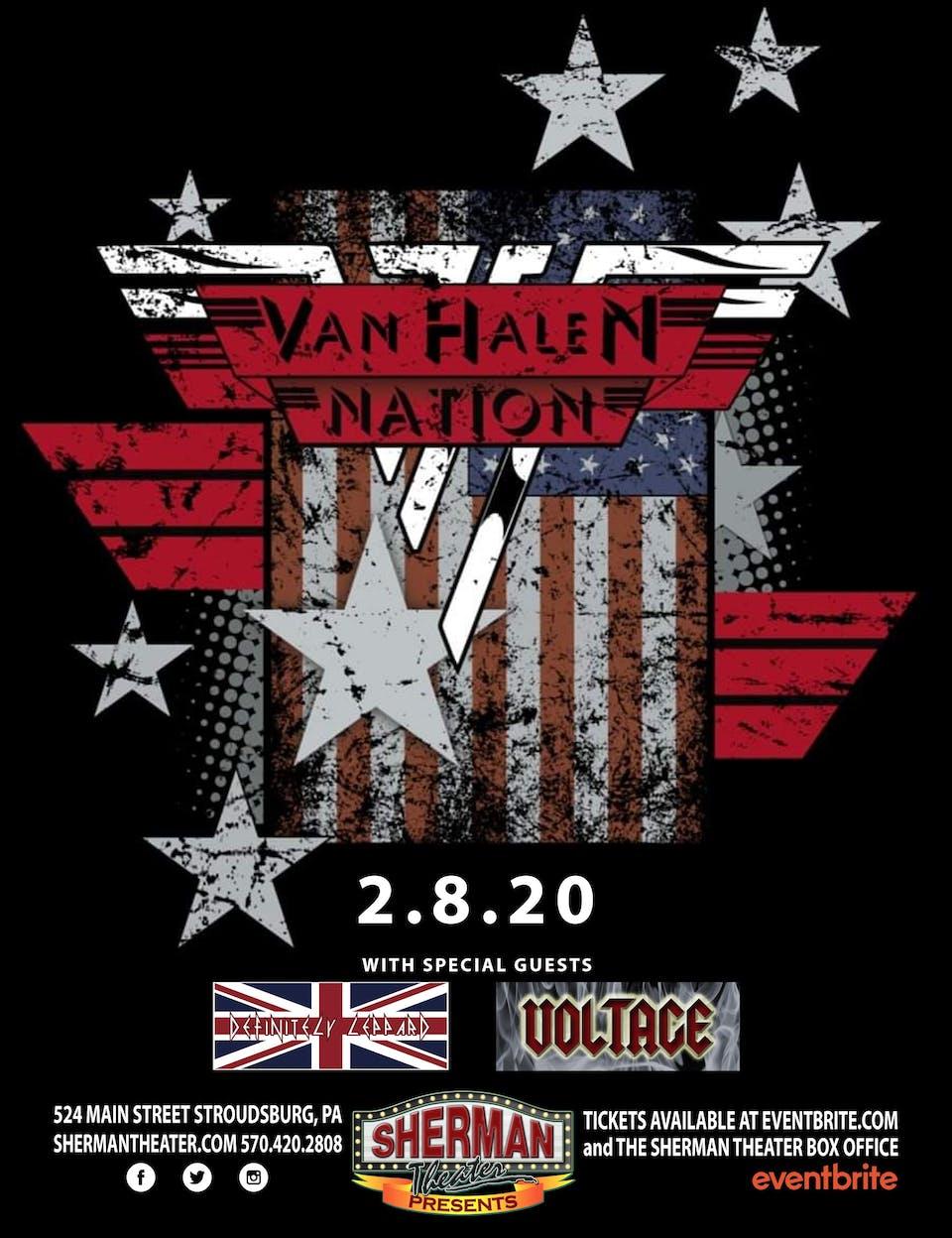 Van Halen Nation