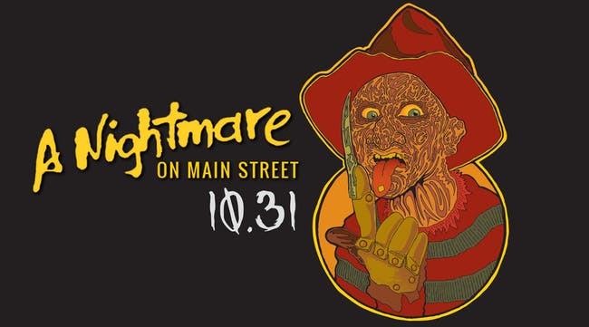 A Nightmare on Main Street