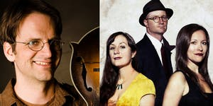Winter Solstice Mini Fest Feat. Matt Flinner & Low Lily at The Parlor Room