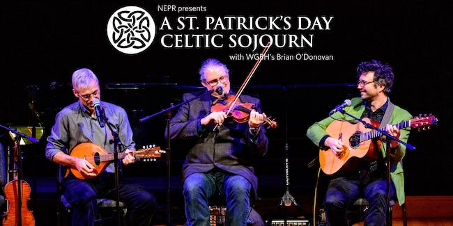 CANCELED - A St. Patrick's Day Celtic Sojourn