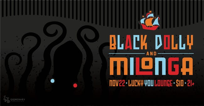 Milonga and Black Dolly