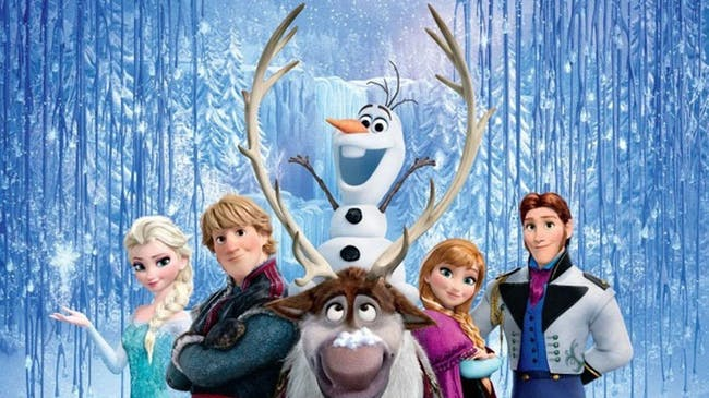 Frozen (2013) Film Screening: Dress Up & Sing Along!