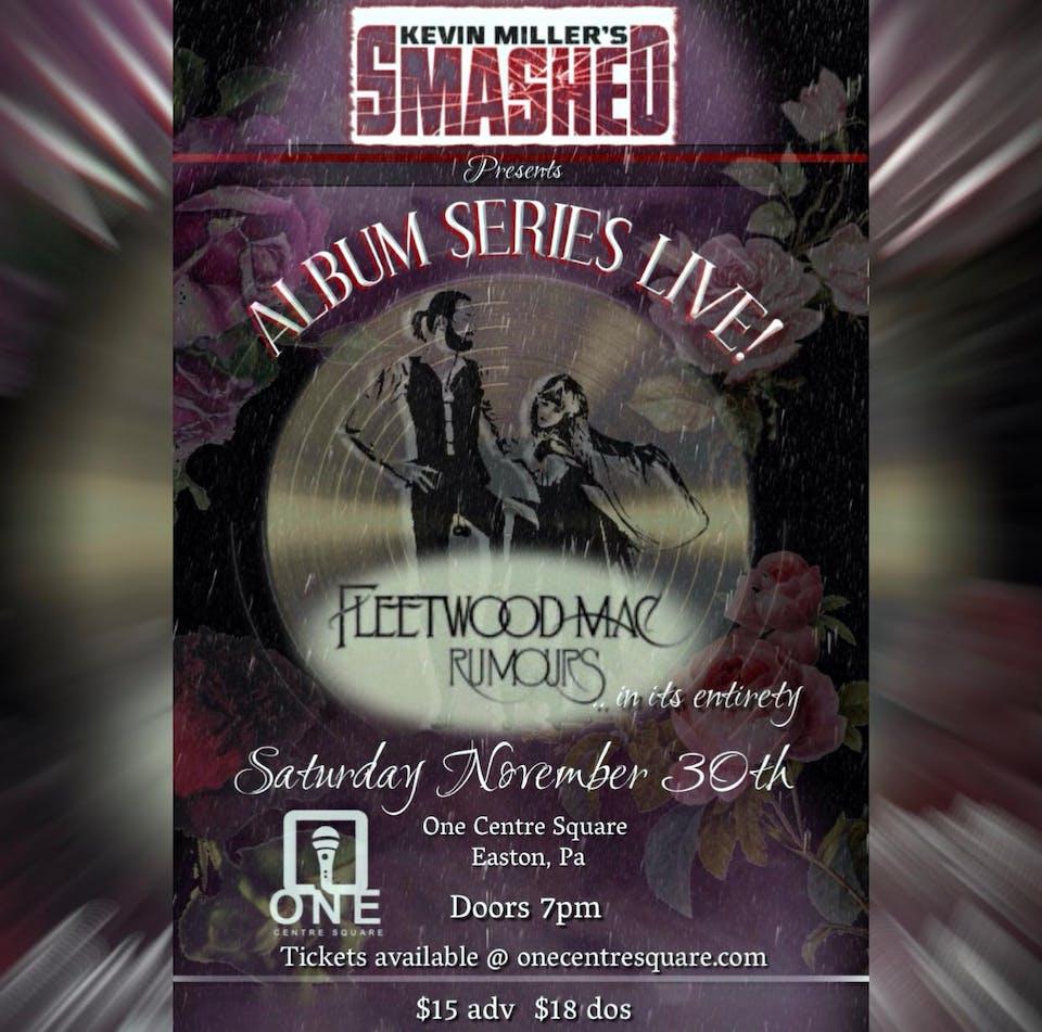 Kevin Miller's Smashed Presents Album Series Live!