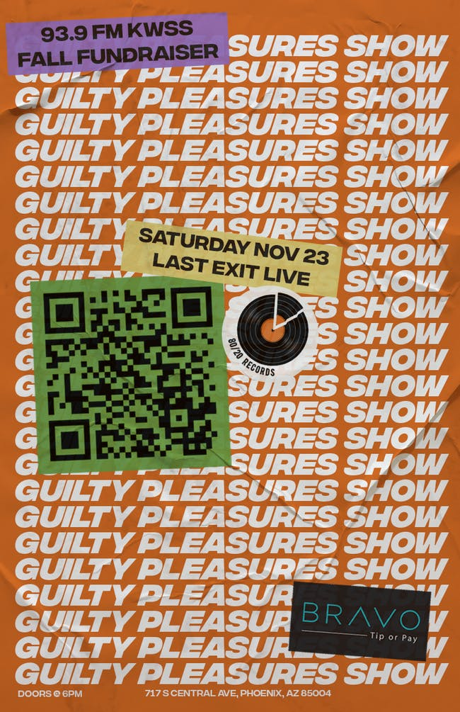 Guilty Pleasures Show