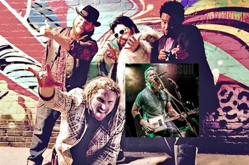 Kris Lager Band and The Ben Miller Band