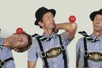 Hilby: The Skinny German Juggle Boy