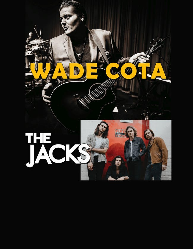 WADE COTA, THE JACKS