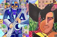 Jack Crying Raven Anderson: A Solo Exhibition curated by Atim Annette Oton