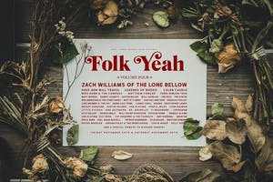 FOLK YEAH // A Celebration of Song