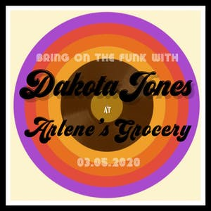 Dakota Jones, Johnny Darlin and the Elements at Arlene's Grocery