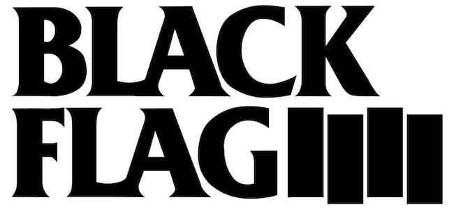 BLACK FLAG / BARON VON BOMBLAST / LOS DE VERDAD