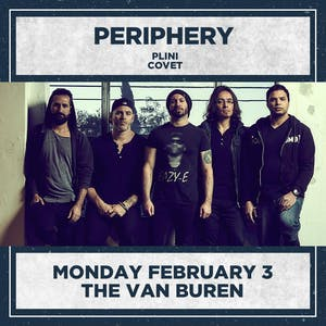 THE NOISE PRESENTS PERIPHERY - HAIL STAN: NORTH AMERICA 2020