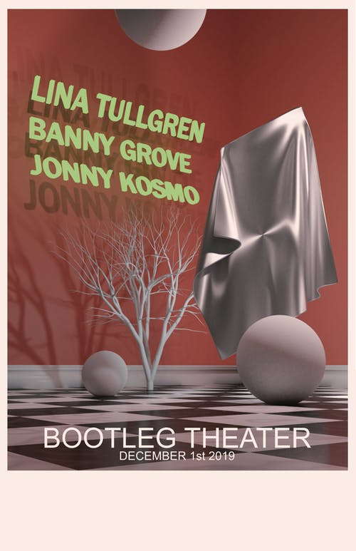 Lina Tullgren / Banny Grove / Jonny Kosmo