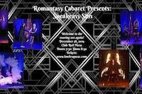 Romantasy Cabaret Presents  Speakeasy Sins
