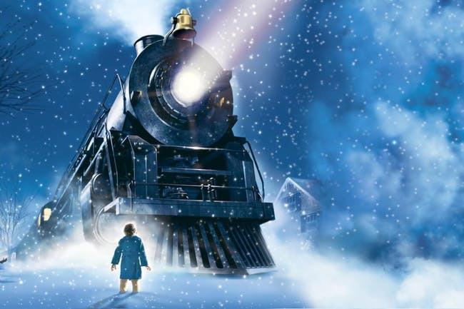 Polar Express Pajama Party! - LOW TICKET ALERT!