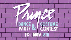 Prince Dance Party and Costume Contest
