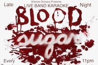 Blood Sugar Live Band Karaoke