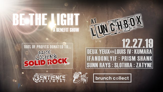 Be The Light: A Benefit Show