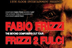 FABIO FRIZZI performing THE BEYOND and