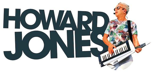 Howard Jones Acoustic Trio Tour - CANCELED