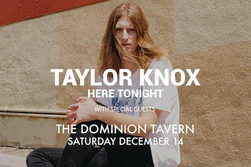 Taylor Knox