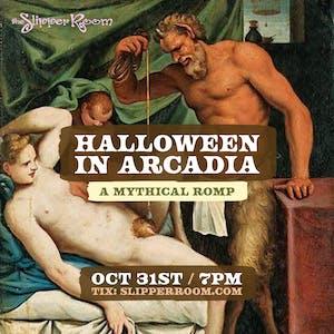 Halloween In Arcadia: A Mythical Romp