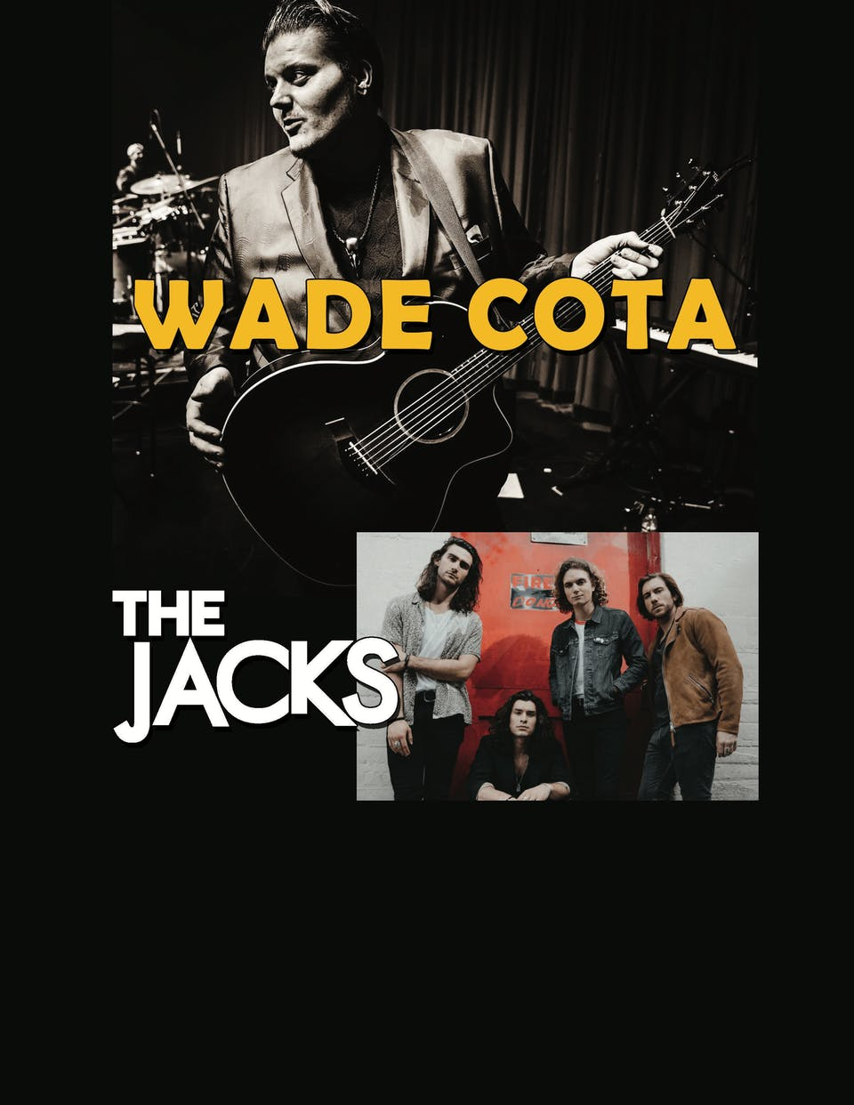 Wade Cota / The Jacks