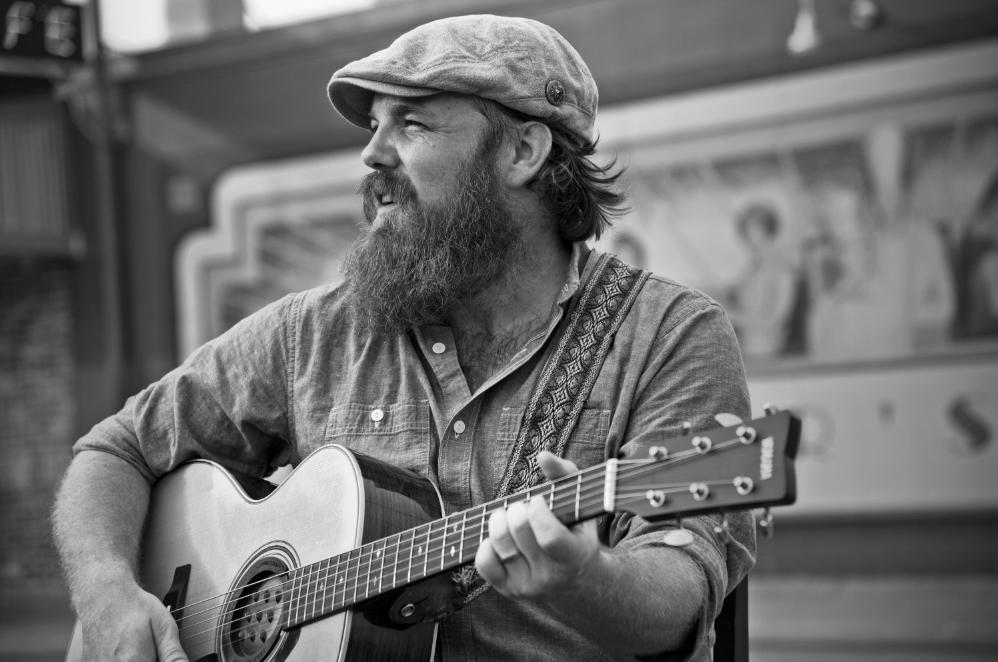 Marc Broussard w/ Drew Angus **All Ages Matinee**